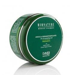 Glinka dermo-oczyszczająca skórę głowy, BIO NATURE Mineral Treatment 300ml