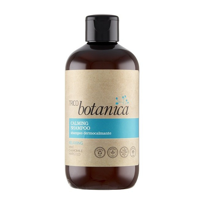 Oczyszczający i relaksujący szampon, Trico Botanica, 250ml