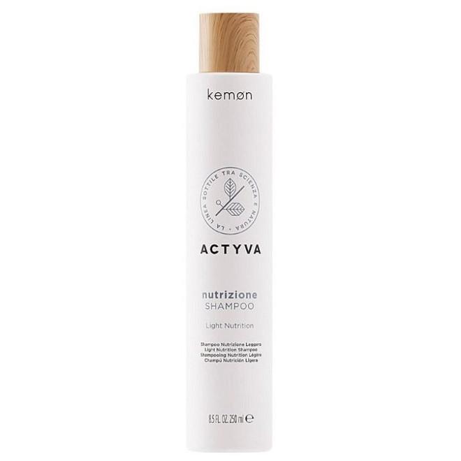 Szampon do włosów przesuszonych, Nutrizione Shampoo Kemon, 250ml