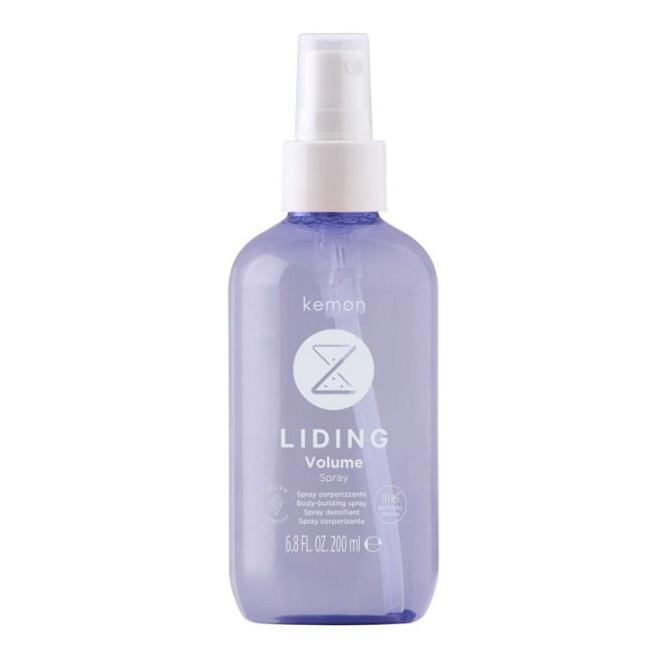 Spray zwiększający objętość włosów, Volume Spray Kemon, 200ml