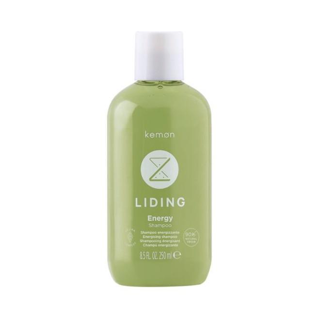 Szampon energetyzujący przeznaczony do włosów podatnych na wypadanie, Energy Shampoo Kemon, 250ml