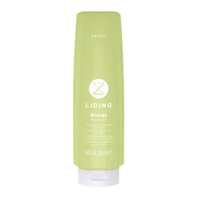 Odżywka energetyzująca do skóry głowy i włosów, Energy Treatment Kemon, 200ml