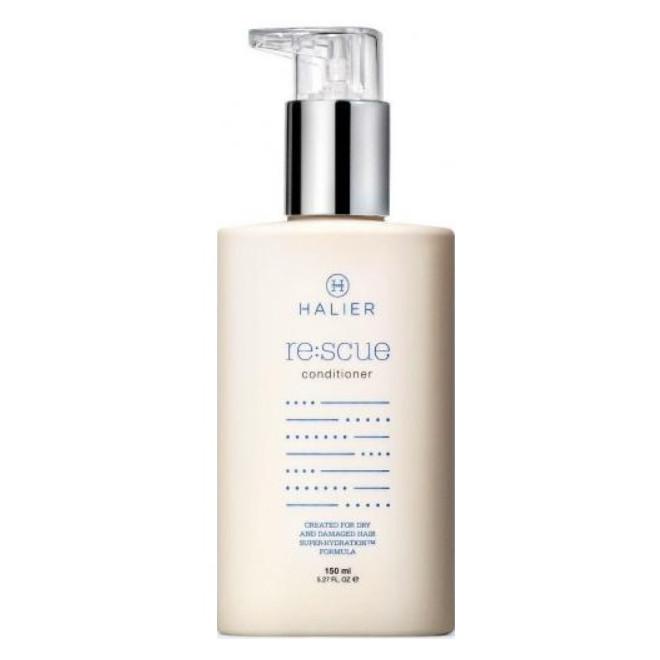 Odżywka do włosów suchych i zniszczonych, Re:scue Halier, 150ml