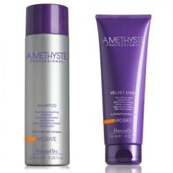 Hydrate Amethyste - zestaw odżywczo-nawilżający