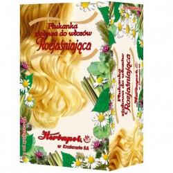 Płukanka ziołowa do włosów rozjaśniająca Herbapol