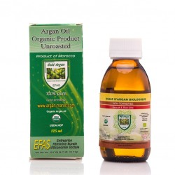 Olejek arganowy 100% Efas 125 ml
