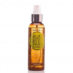 Rozświetlający suchy olejek arganowy do włosów i ciała GlySkinCare