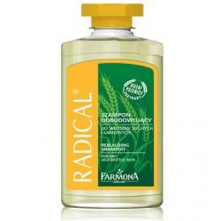 Szampon do włosów suchych i łamliwych Radical FARMONA