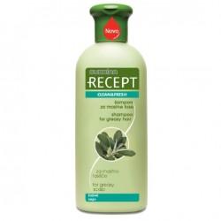 Szampon przeciwko przetłuszczaniu się włosów CLEAN & FRESH Subrina Recept