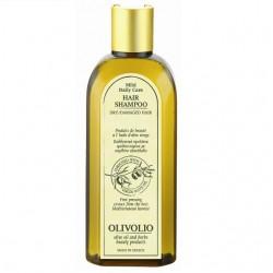 Szampon do suchych i zniszczonych włosów Olivolio 200ml