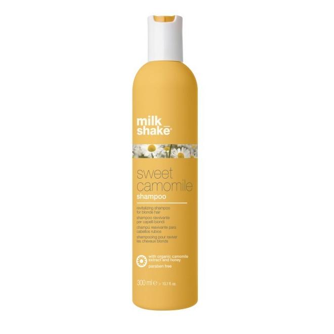 Szampon do włosów jasnych Milk Shake Sweet Camomile 300 ml