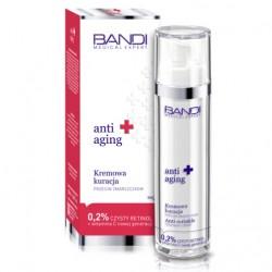 Kremowa kuracja przeciw zmarszczkom z retinolem Bandi 50ml