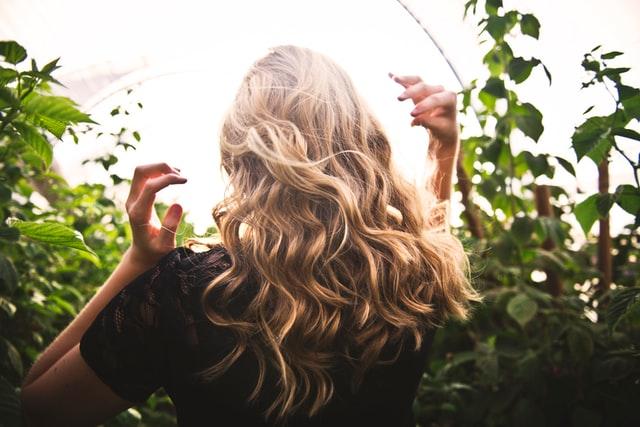 Pielęgnacja włosów.